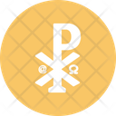 Chi Rho Kee Roe Chi Icon
