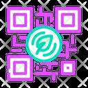 Chia Qr Code Icon