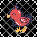 Chick Bird Spring Icon