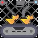 Animals Chick Farm Icon