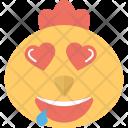 Chick Emoji Hen Icon
