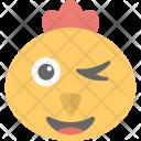 Chick Emoji Baby Icon