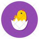 Chick Hatched Icon