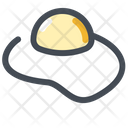 Chicken Egg Fried Icon