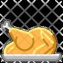 Chicken Roasted Chicken Roasted Turkey Icon