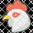 Chicken Chick Chicken Baby Icon