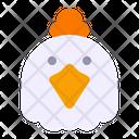 Chicken Animal Animals Icon