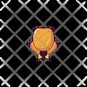 Chicken Food Legpiece Icon