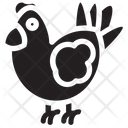 Chicken Fowl Hen Icon