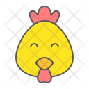Chicken Chick Hen Icon
