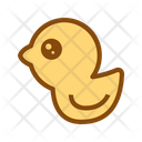 Chicken Chick Poultry Icon