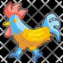 Chicken Hen Animal Icon