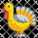 Chicken Fauna Turkey Icon
