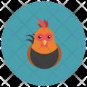 Chicken Animal Icon