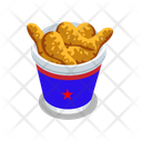 Chicken Meal Meat Icon