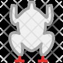 Chicken Roast Roasted Icon