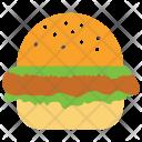 Chicken Burger Icon
