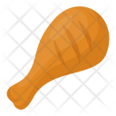 Chicken Drumstick Icon