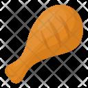 Leg Piece Chicken Icon