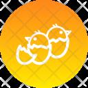 Chicken Egg Icon