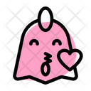Chicken Kiss Icon