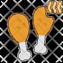 Chicken Leg Chicken Leg Icon