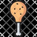 Chicken Legg Chicken Food Icon
