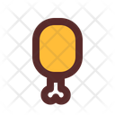 Chicken Meat Icon