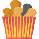 Chicken Nuggets Nuggets Fast Food Icon