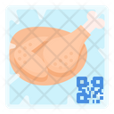 Chicken Packing Icon