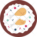Chicken Piece Icon