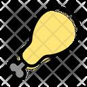 Chicken Thigh Icon