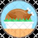 Chicken Turkey Roasted Chicken Fried Chicken Icon