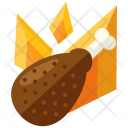 Chicken wing Icon