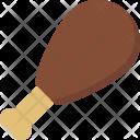 Chicken Wing Junk Icon