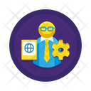 Mchief Data Officer Icon