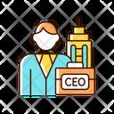 Chief executive Icon