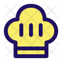 Chief Hat Cook Icon