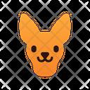 Chihuahua Short Hair Dog Puppy Icon