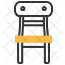 Child Chair Seat Icon