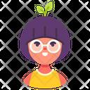 Ecology Child Tree Icon