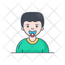 Child Toddler Baby Icon