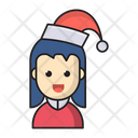 Child Kid Girl Icon