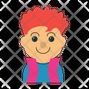 Boy Child Brother Icon