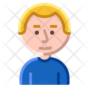 Boy Child Avatar Icon