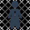 Child Children Girl Icon
