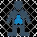Child Clothing Kid Icon