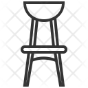 Child Chair Baby Icon