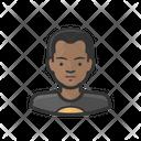 Child Black Male Asian Child Aging Icon