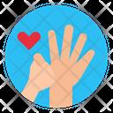 Children Help Charity Icon